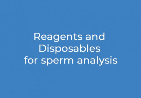 Reagents and Disposables for sperm analysis