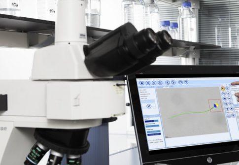 Sperm Class Analyzer® CASA System
